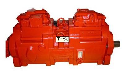 挖掘机液压泵总成,挖掘机液压泵配件图片