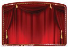 各种电动窗帘、电动会标、舞台幕布