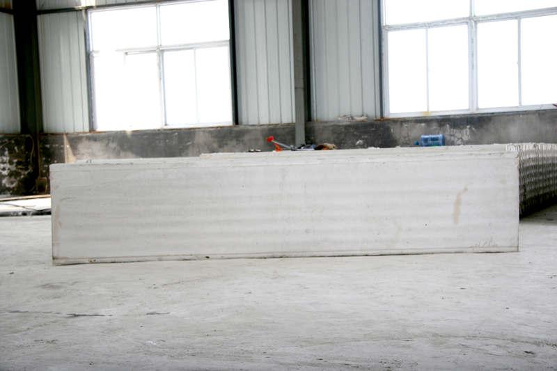 菱镁隔墙板