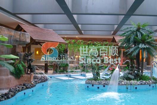 中国泳池桑拿设备