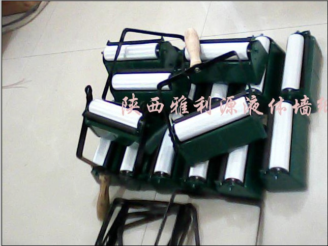 液体壁纸专用铝制料盒批发雅利源