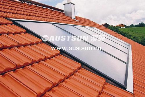 澳大利亚澳森平板太阳能