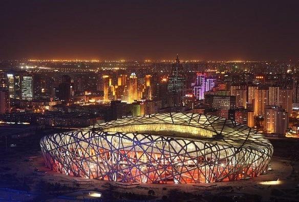 三雄极光-2008北京奥运会照明产品优秀供应商