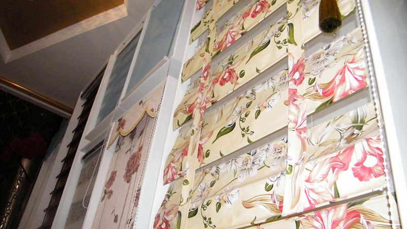 窗帘布艺商铺
