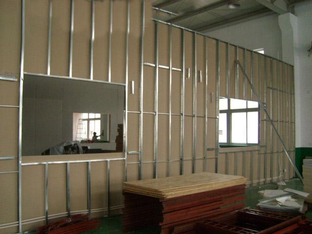 沈阳吊顶隔墙材料批发