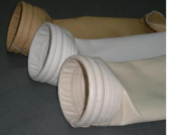 铸造厂用中温亚克力除尘滤袋耐温160-180°的滤袋