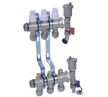 DF-A1高档型温控锻造分集水器