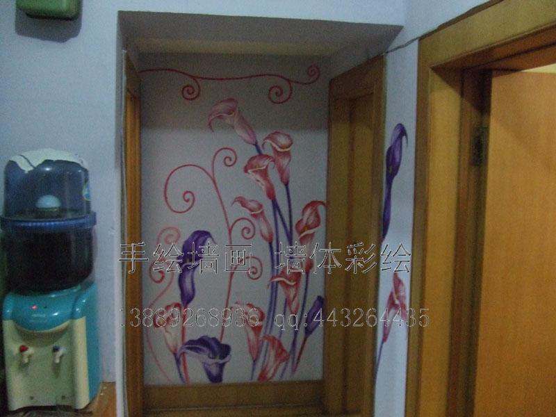 沈阳手绘墙画