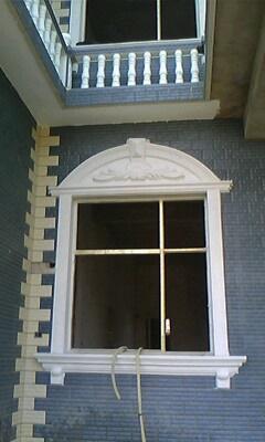 辽宁沈阳grc欧式构件窗套