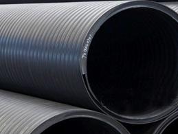 大连HDPE高密度聚乙烯缠绕结构壁管材