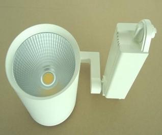 COB导轨LED集成射灯12W  20W