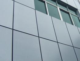 大连幕墙装饰工程-铝塑板,铝板,彩色铝板