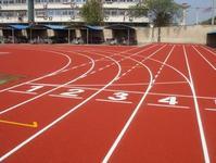 西安塑胶跑道/透气式塑胶跑道/塑胶跑道