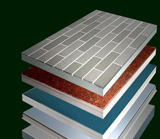 A级彩钢酚醛复合保温板