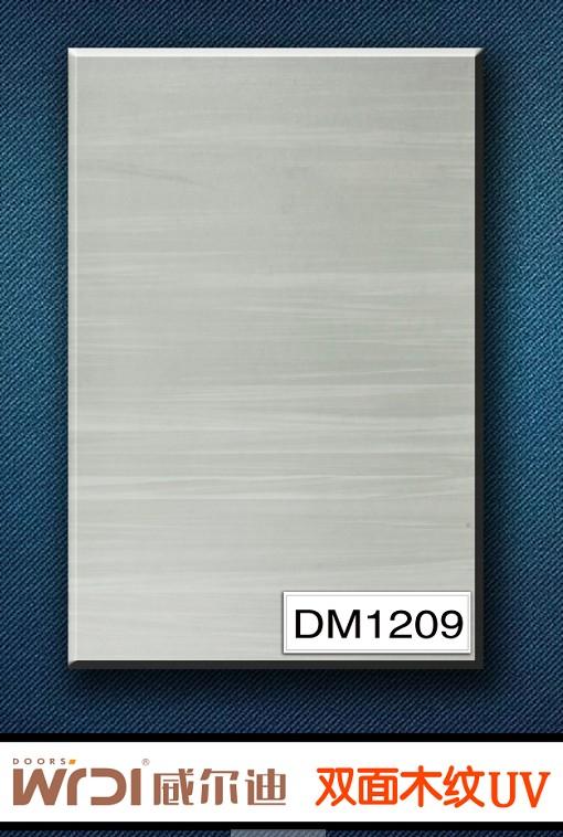 沈阳威尔迪2013新品-双面木纹板DM1209
