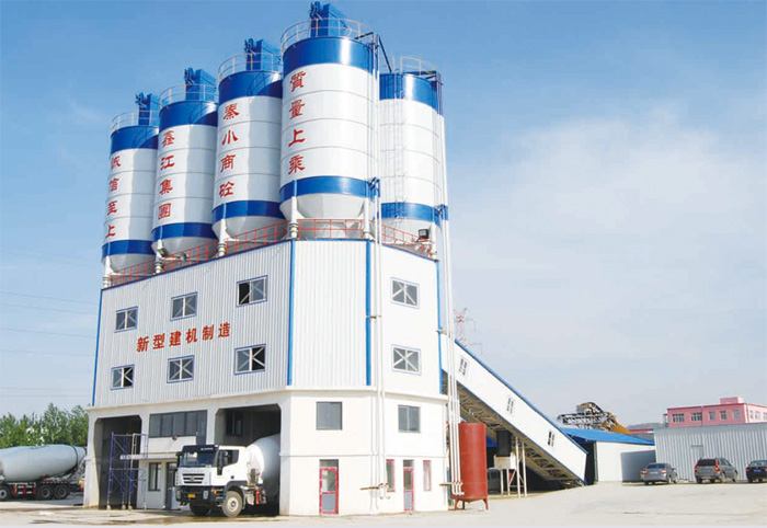 青岛新型建设机械有限公司