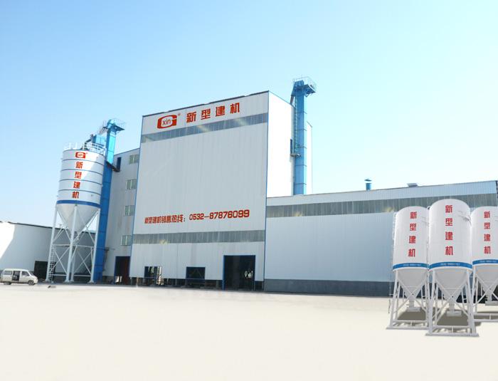 干粉砂浆成套生产线及配套设备