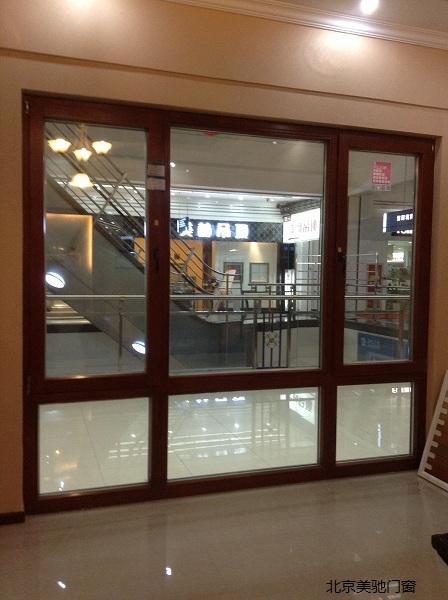 木包铝铝木复合系列门窗