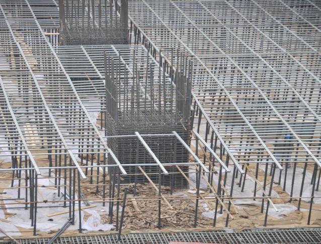 新型建筑模板支撑架  内支模架