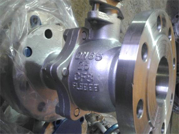 美标不锈钢球阀Q41W-300LB12#DN300