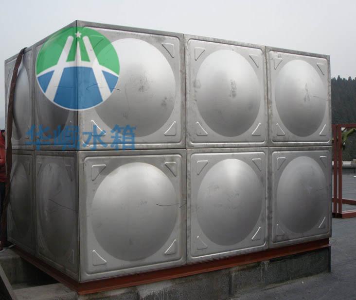 长沙水箱厂 华崛水箱 组合式不锈钢水箱 供求信息 常德华崛不锈钢水箱厂