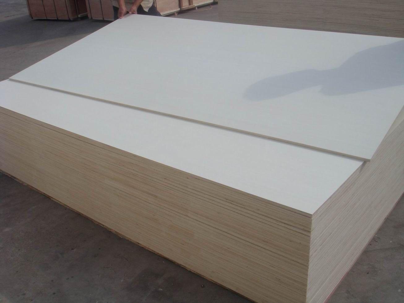 全杨木漂白胶合板钢带包装箱专用板