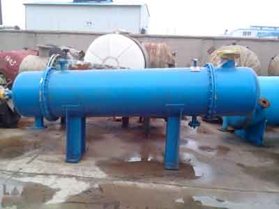 回收不锈钢冷凝器 供求信息 梁山县瑞达油脂化工设备购销部