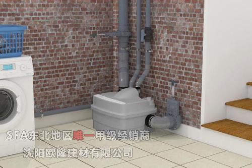 沈阳地下室强力排水|污水提升器|升利全能2
