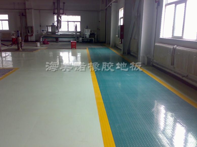 发电厂橡胶地板 热电厂圆点橡胶地板 核电厂橡胶地板