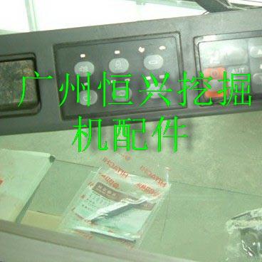卡特320b挖掘机空调控制面板