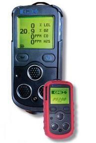英国原装进口GMI PS200四合一气体报警仪