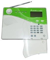 有线无线兼容铁盒子GPRS联网报警