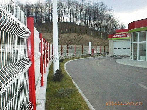 金属浸塑护栏网,围栏网,隔离网