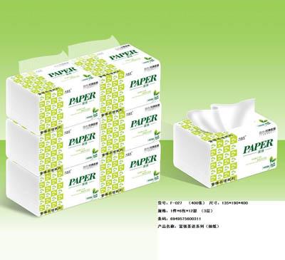 供应满足市场需求的卫生纸