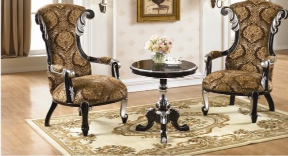 韩国进口桃花芯木YERAM家具--椅子1