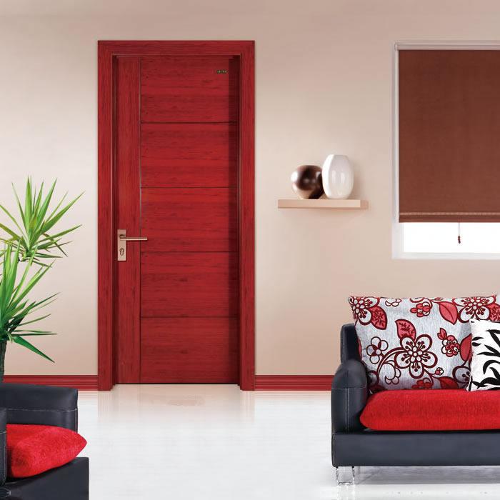 简爱木门套装门房间门卧室门深雕门实木复合免漆门批发