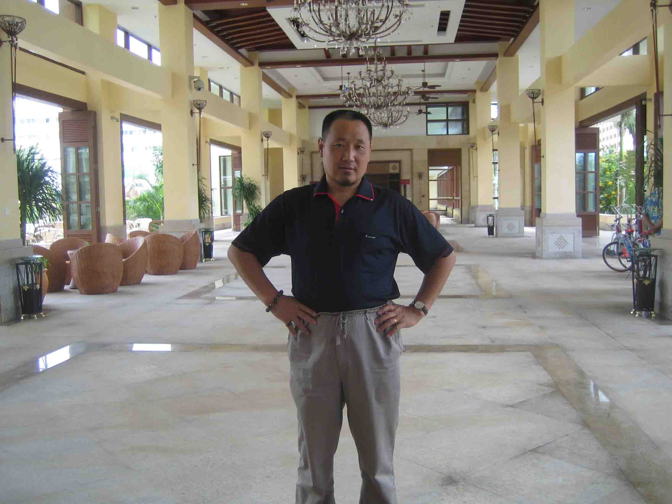 三亚玉海大酒店软装设计施工