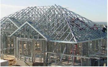 轻钢集成房屋骨架系统