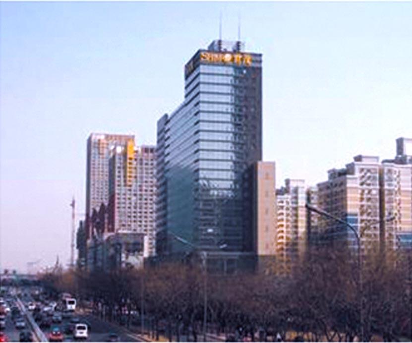 天津世贸大厦