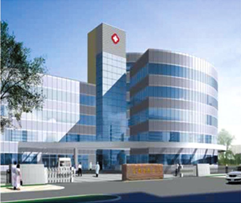 中石油医院