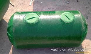 江西省内厂家直销高强度、高抗压玻璃钢油池