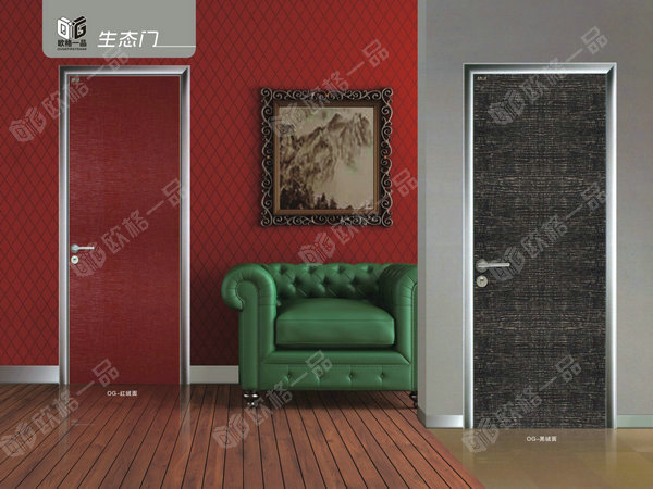 免漆门,油漆门