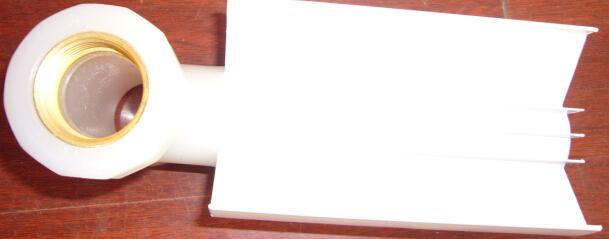高分子铝塑暖气片