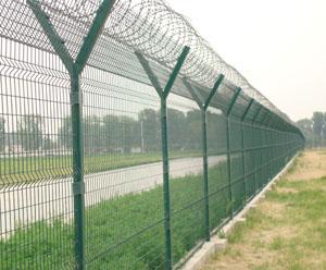 中若达机场护栏网隔离栅大型生产厂家欢迎前来洽谈。