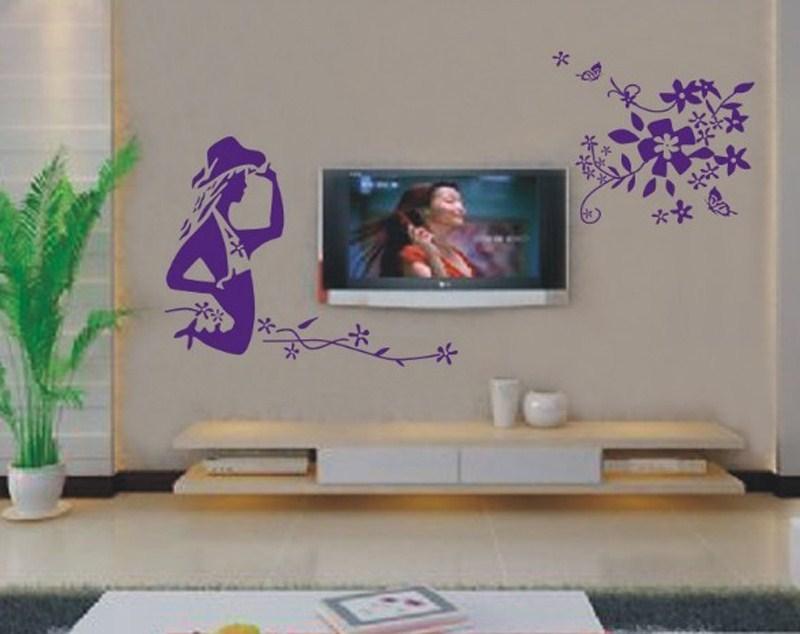 沈阳硅藻泥电视背景墙效果图3-硅藻泥 产品展示 沈阳硅藻泥公司 硅藻