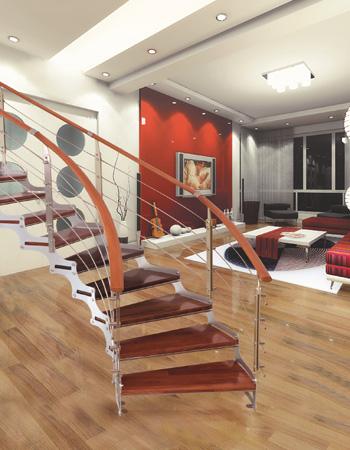 不锈钢楼梯厂