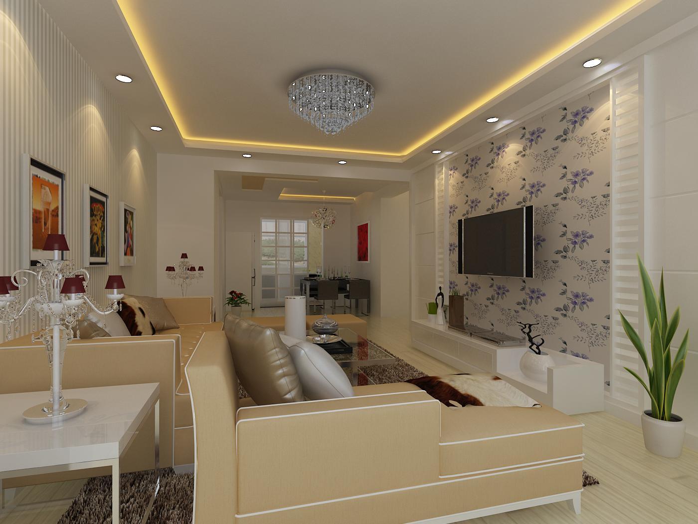 家装、工装、商装效果图设计及施工