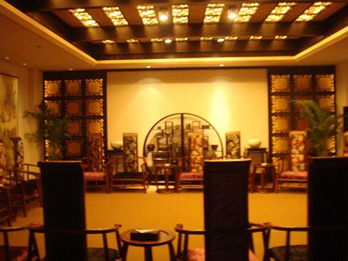 安徽铜陵民俗文化村