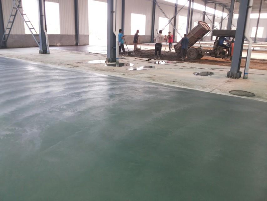 青岛崂山区金刚砂耐磨地面材料多少钱一吨
