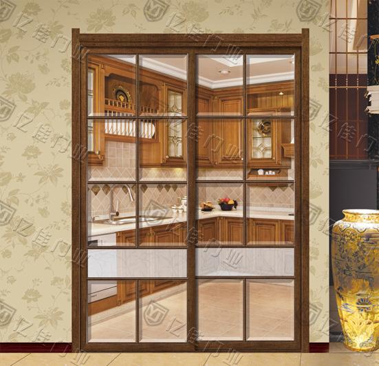 厨房/卫生间移门-包覆,JS-2512
